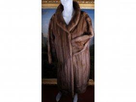 24: Three vintage 1967 ladies' coats including a classi