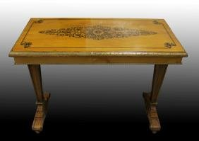 CHARLES X STYLE TRESTLE TABLE