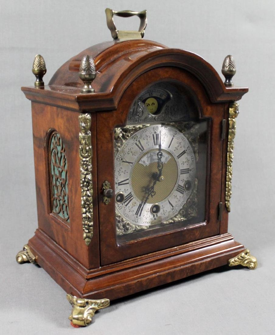 JOHN THOMAS MANTLE CLOCK