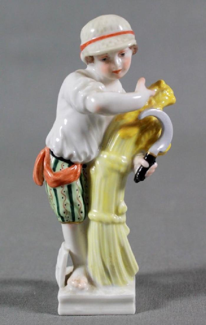 19th Century Berlin Kpm Figure