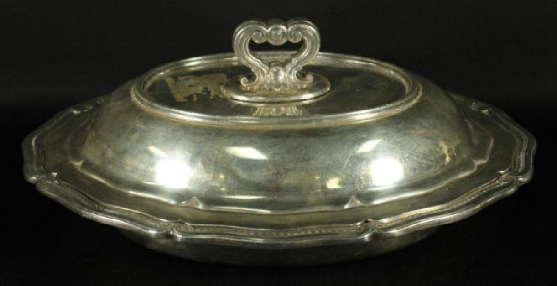 Tiffany & Co. Sterling Serving Dishes - 2