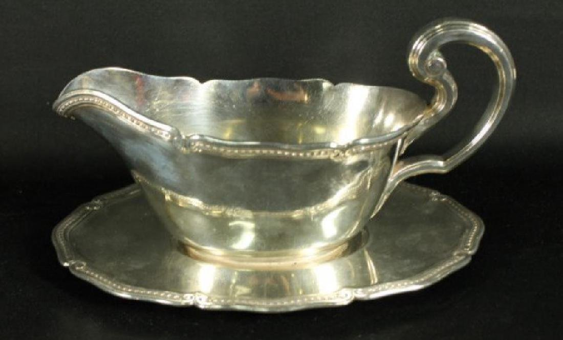 Tiffany & Co. Sterling Serving Dishes - 3