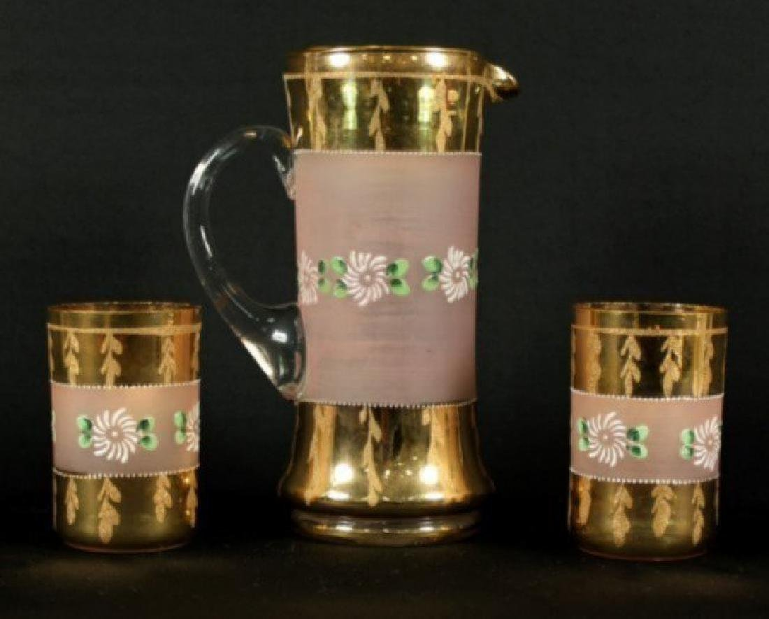 ENAMEL DRINKING SET