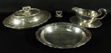 Tiffany  Co Sterling Serving Dishes