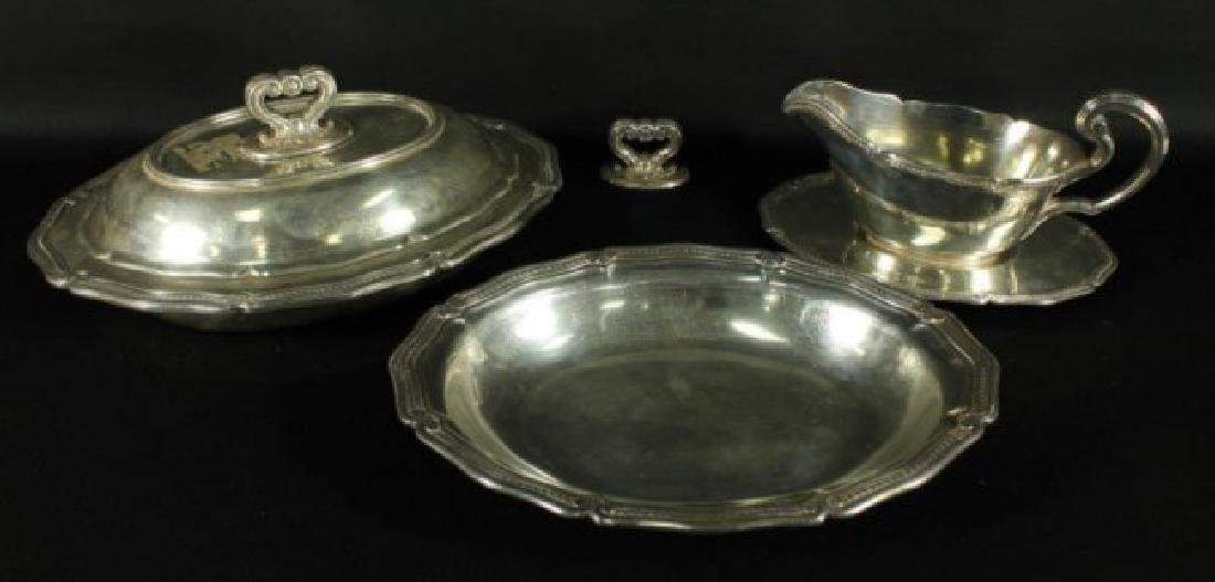 Tiffany & Co. Sterling Serving Dishes