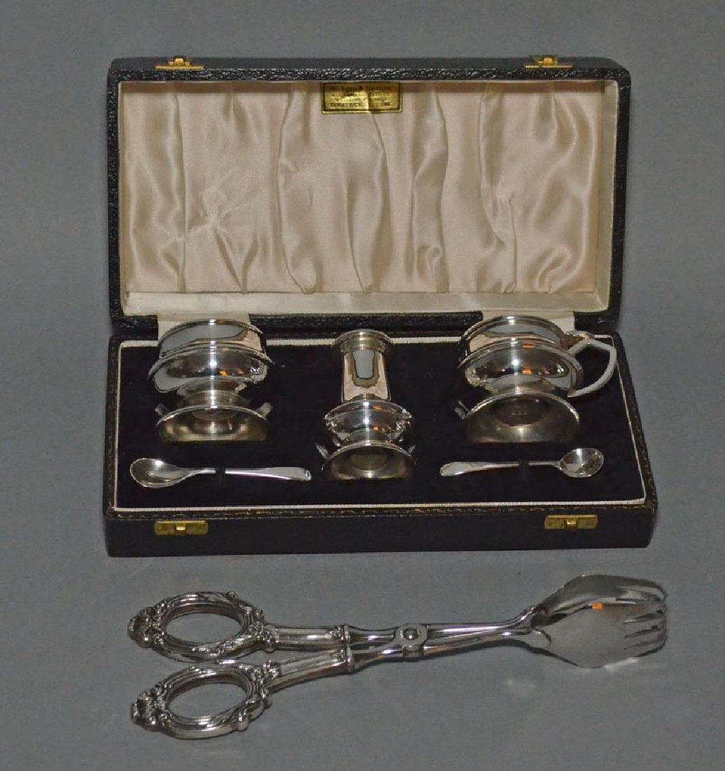Dublin Sterling Silver Table Accessory Box Set