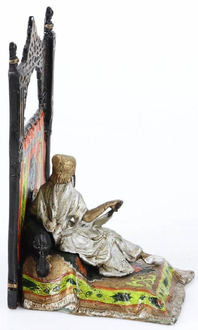 Austrian Vienna-Style Cold Painted Bronze Sculpture - 4