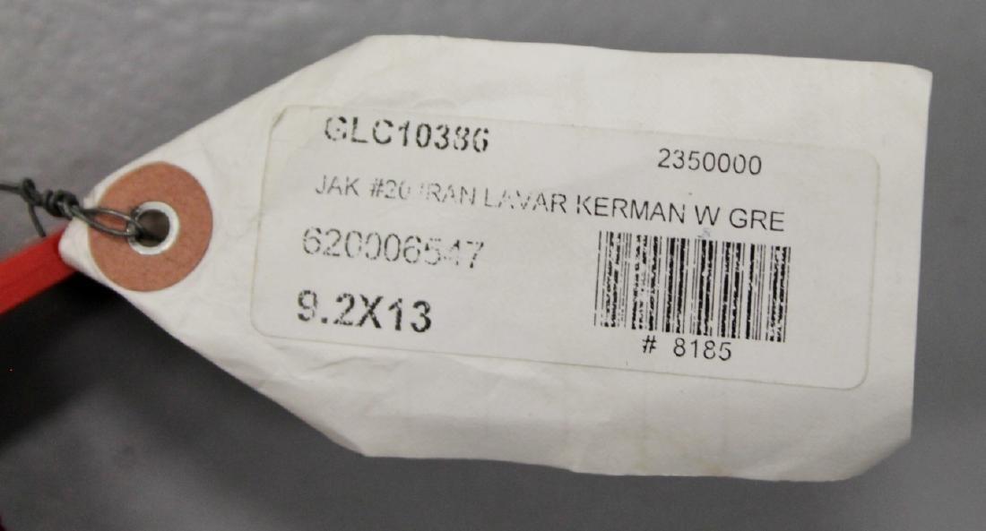 KERMAN LAVAR RUG IRAN - 7