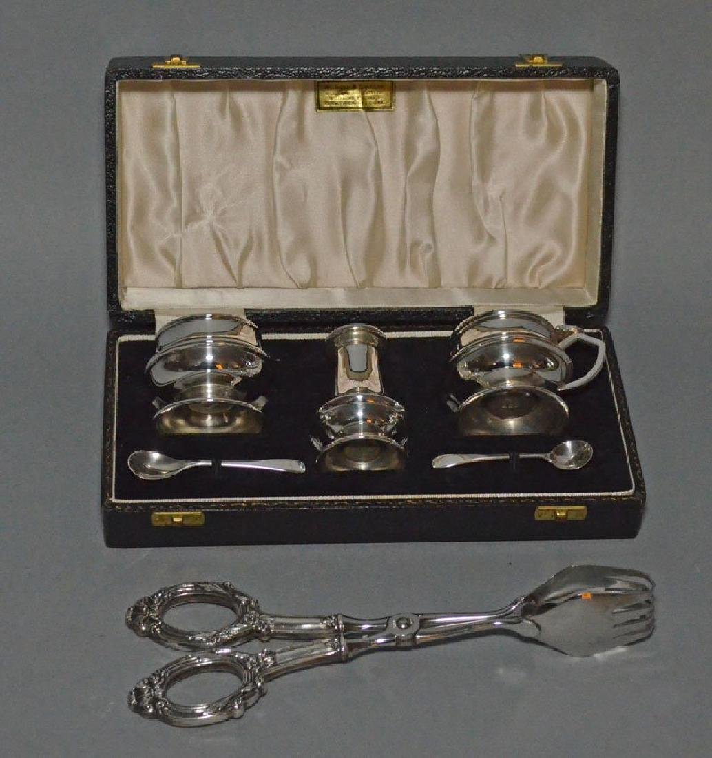 Dublin Sterling Silver Table Accessory Box Set