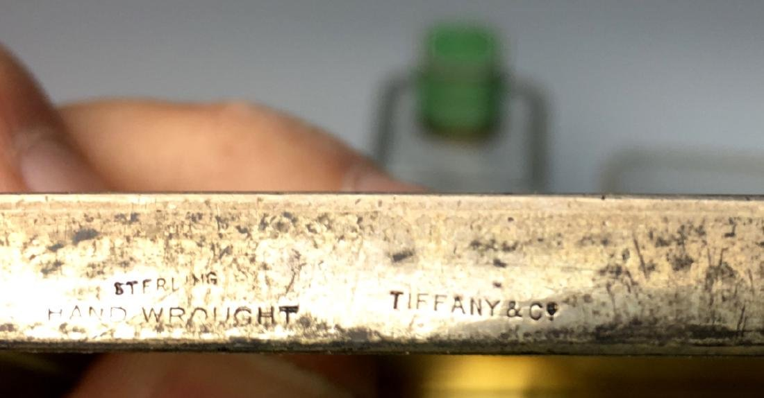 Tiffany and Co. Sterling and Enamel Ladies Vanity Set - 2