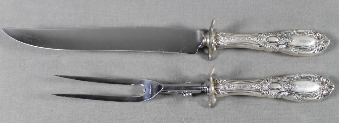 SET OF 2 LARGE CUTLERY UTENCILS