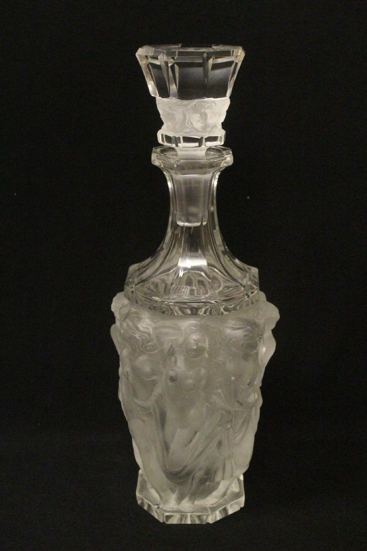 LALIQUE 4 PC. DRINKING SET - 2