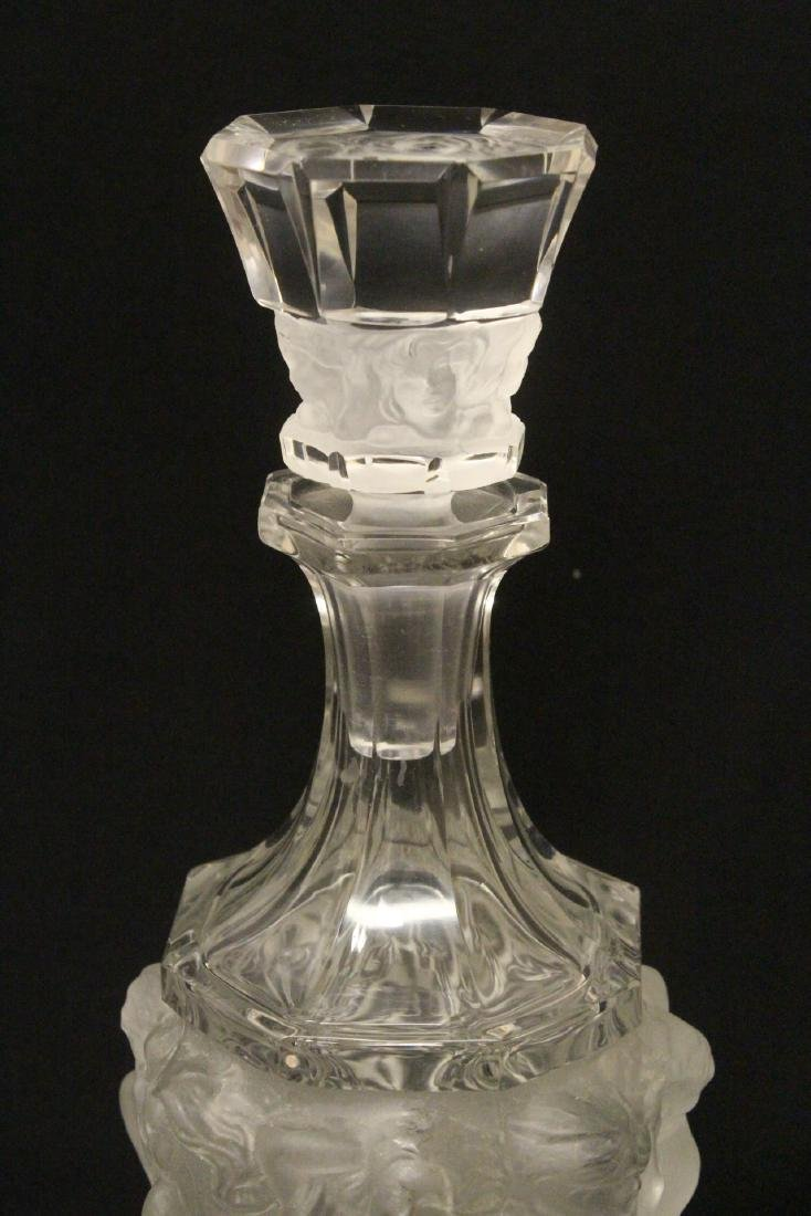 LALIQUE 4 PC. DRINKING SET - 5