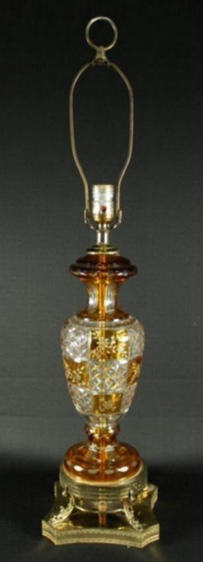 BOHEMIAN STYLE LAMP