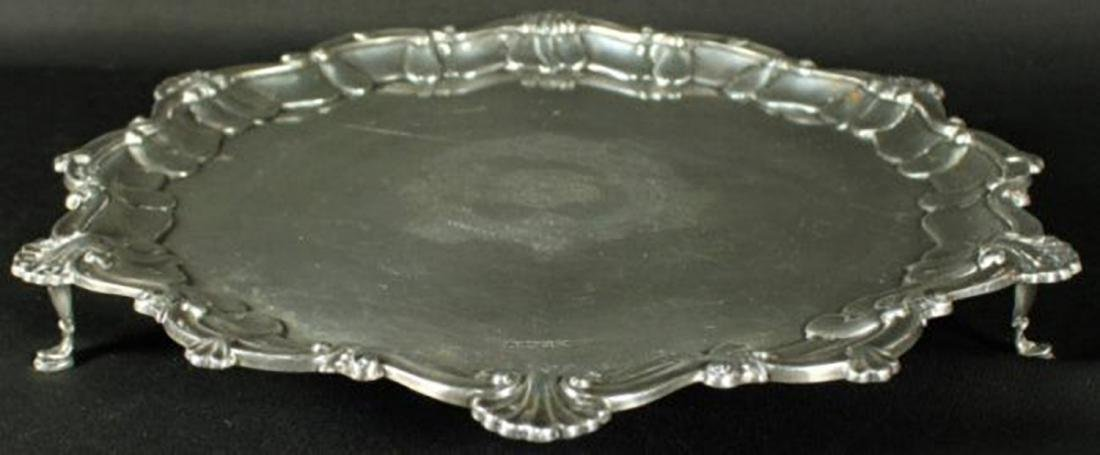 Alexander Clark Sterling Silver Tray - 3
