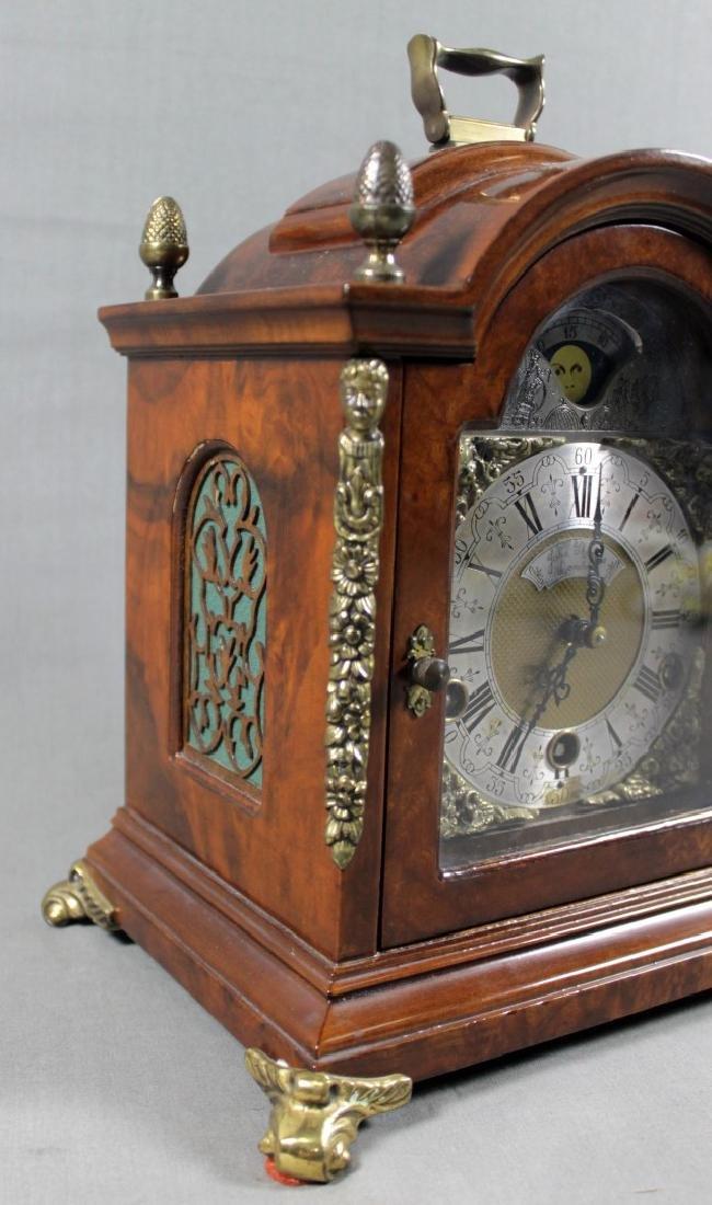 JOHN THOMAS MANTLE CLOCK - 3