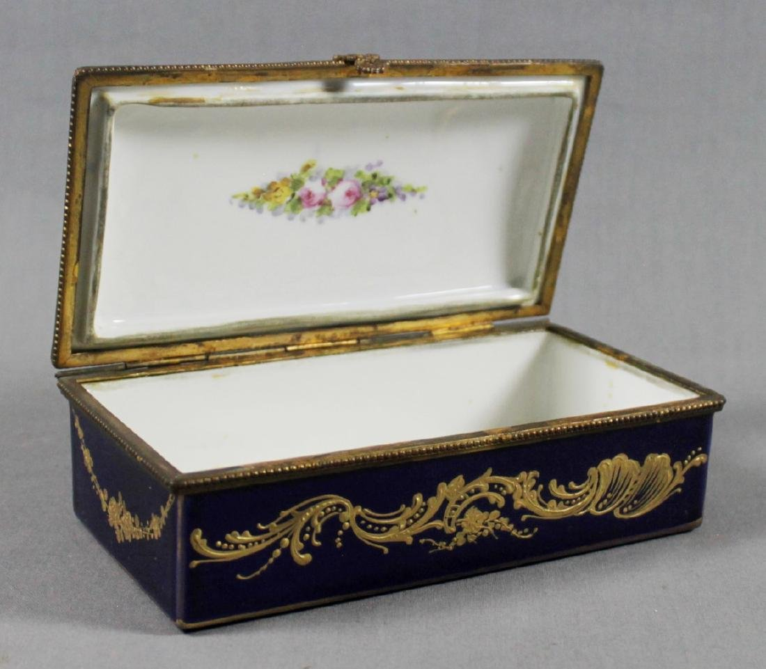 SEVRES STYLE BOX - 2