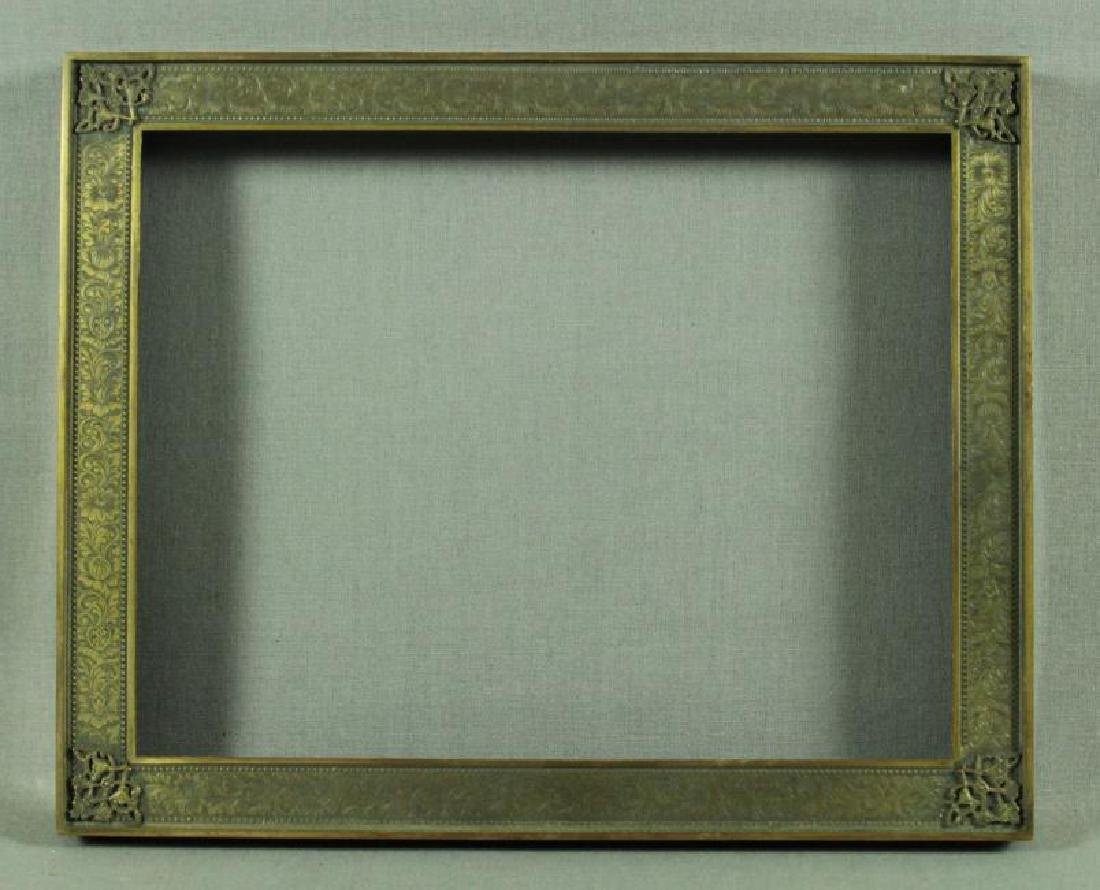BRONZE PICTURE FRAME COVER