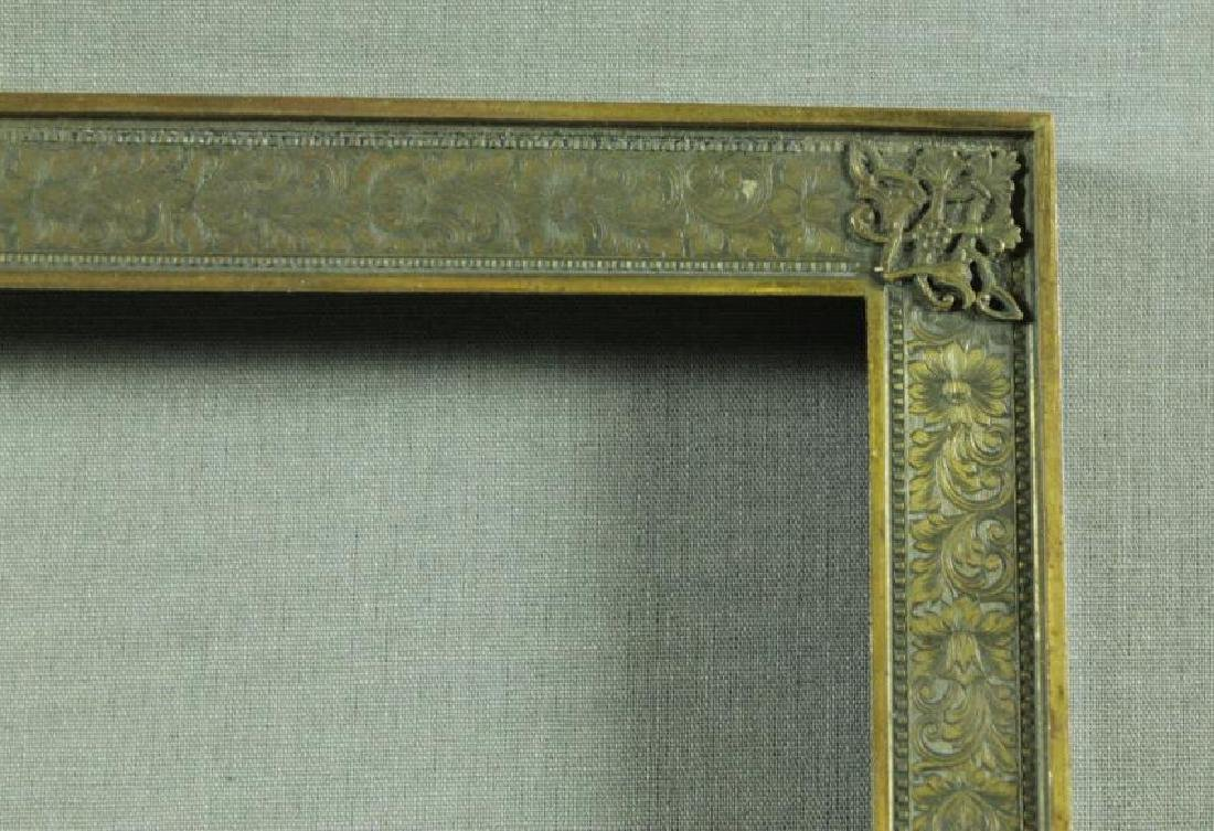 BRONZE PICTURE FRAME COVER - 2