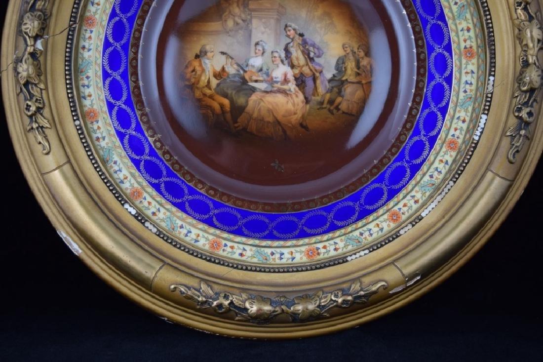 LATE 19TH C. ROYAL VIENNA PORCELAIN FRIEDRICH SIMON - 6