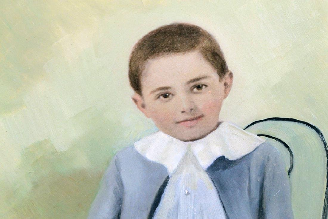DEPICTION OF A BOY - 2