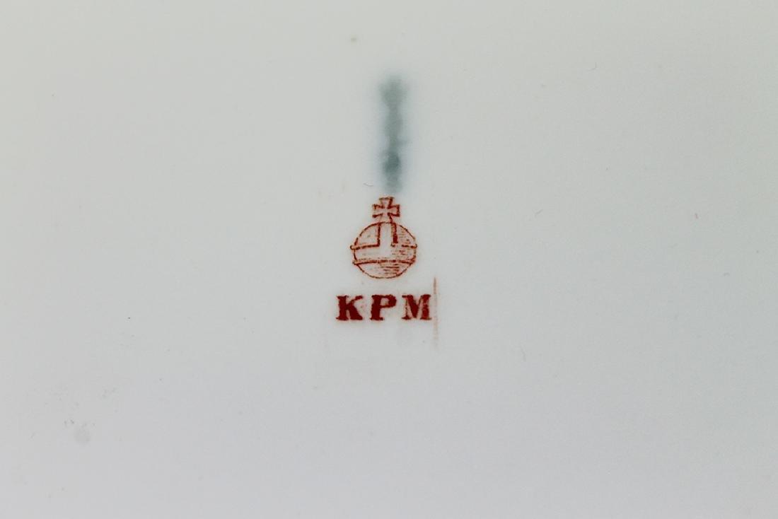 KPM PORCELAIN TRAY - 2