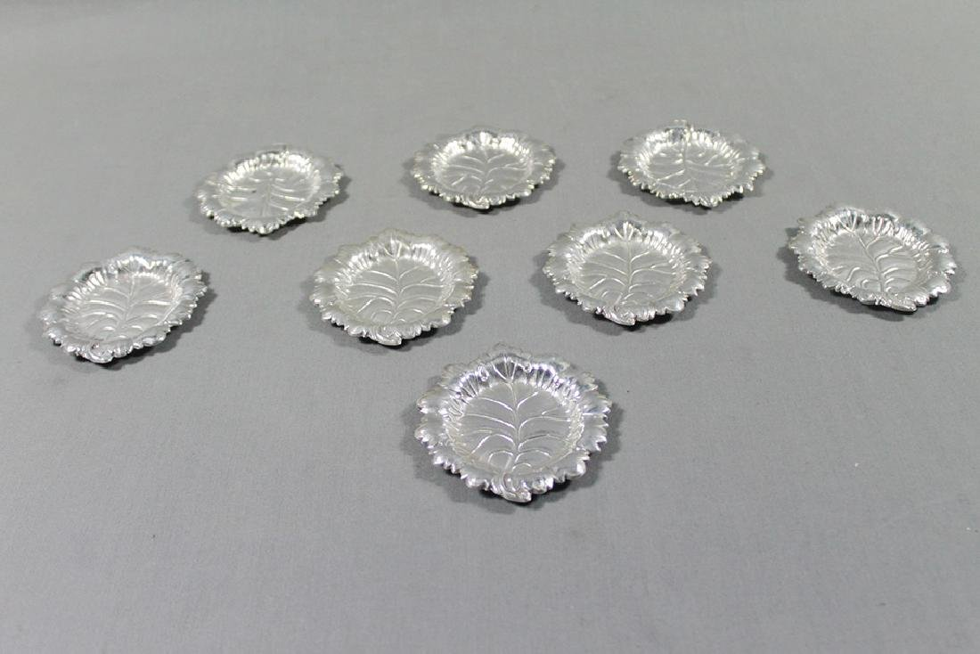 EIGHT STERLING CASTERS - 3