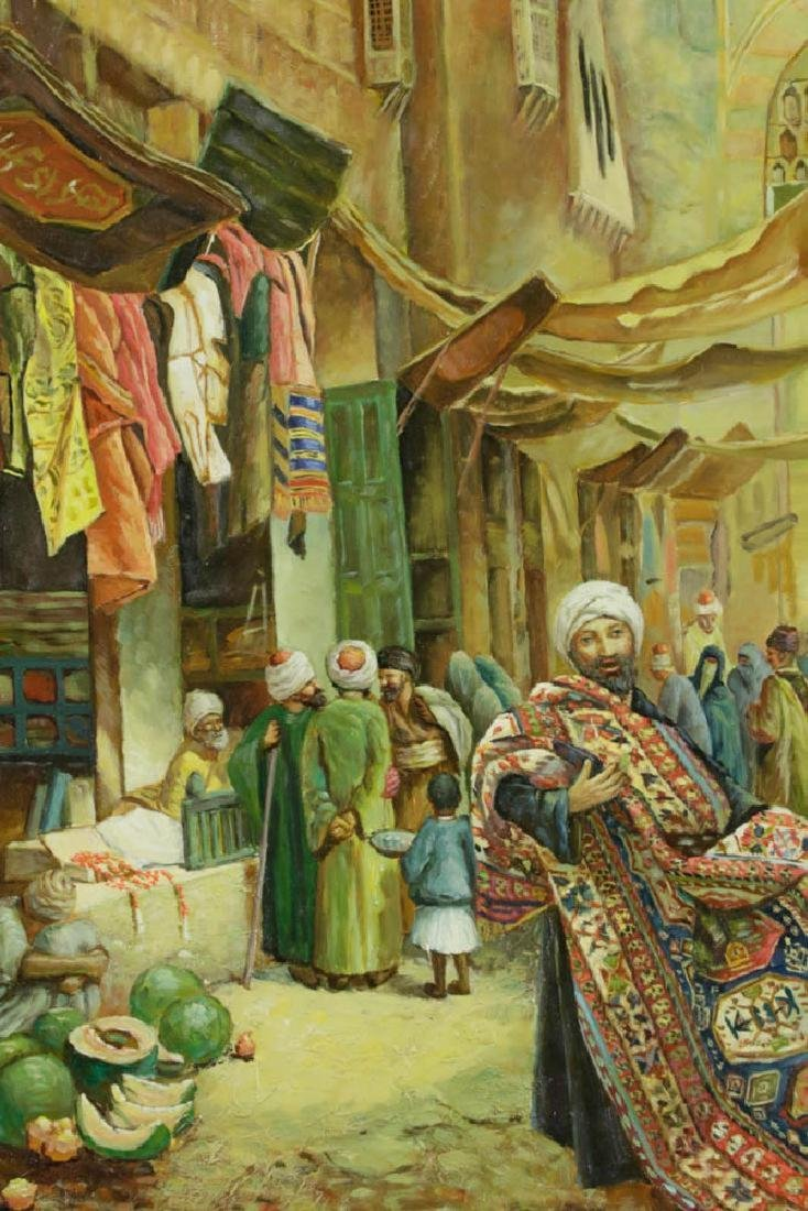 A. Robinson, The Rug Market