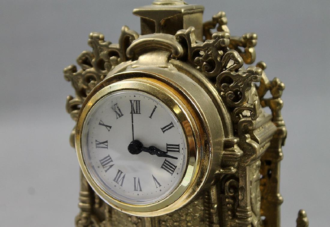 Italian battery operated clock - 4