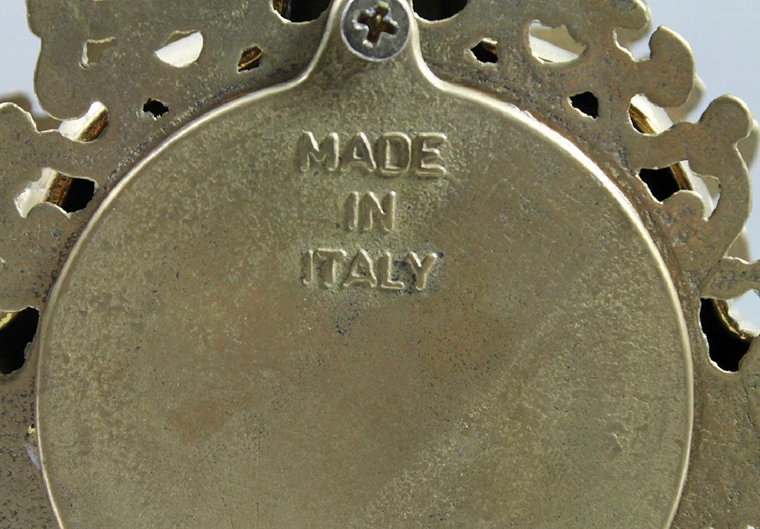 Italian battery operated clock - 5