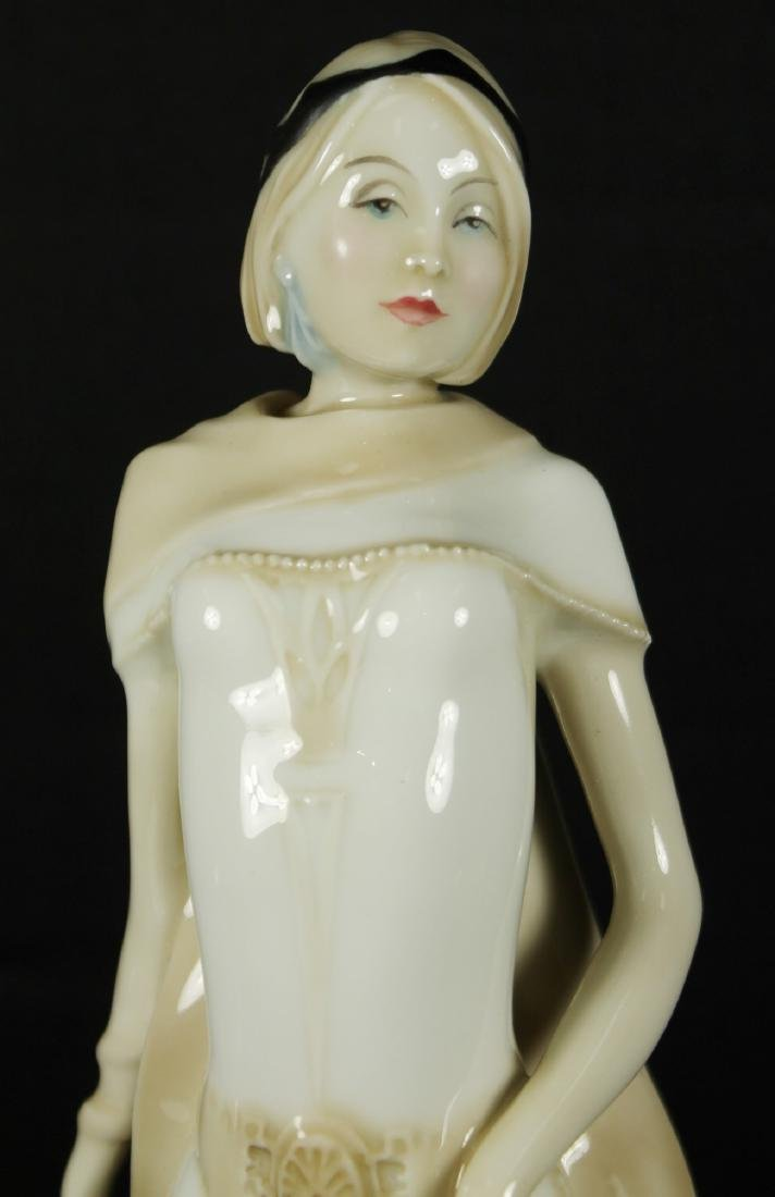 ROYAL DOULTON FIGURE - 3