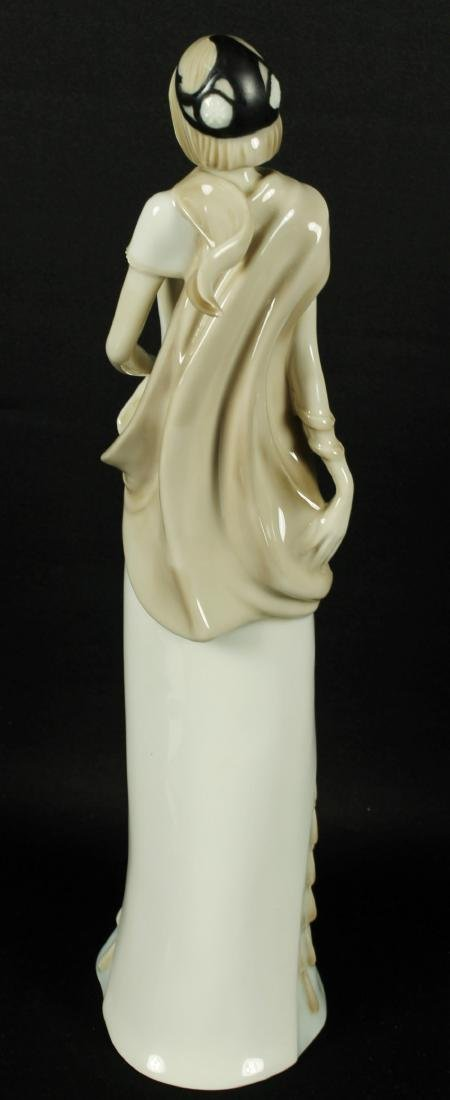 ROYAL DOULTON FIGURE - 4