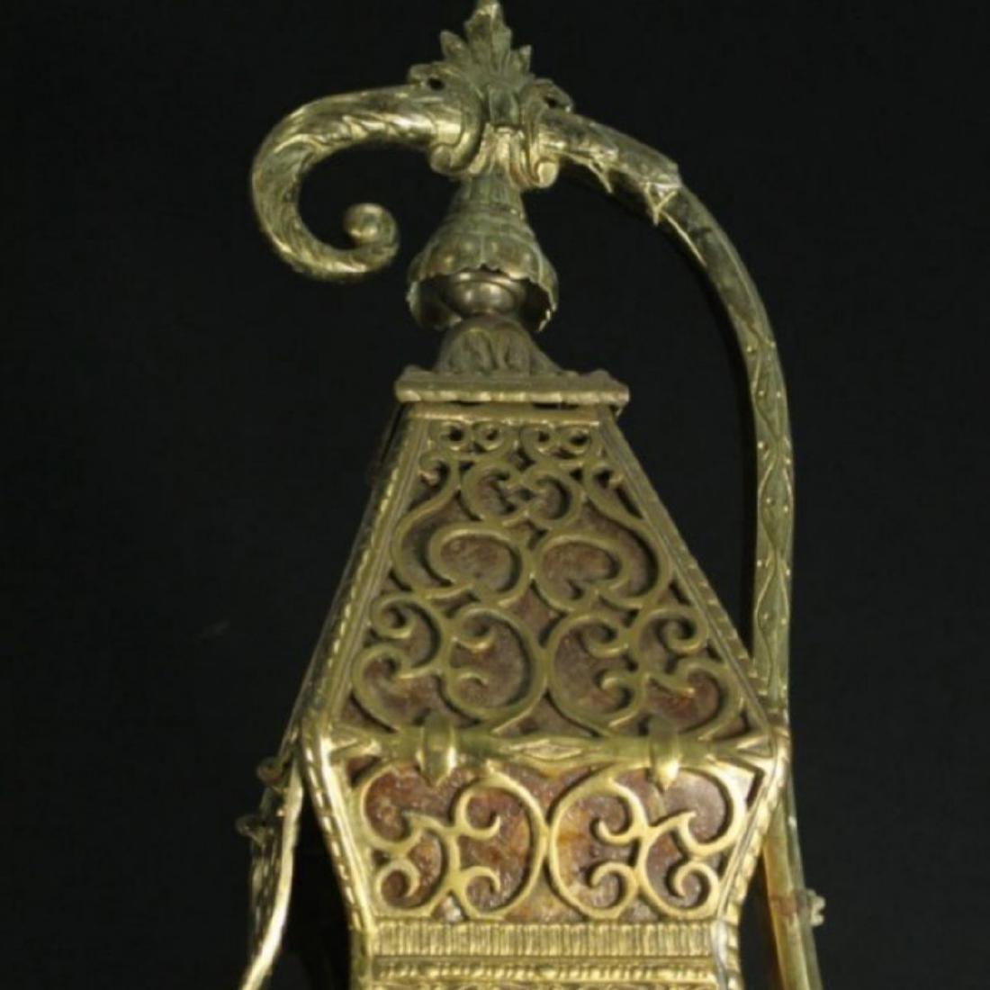BRONZE FLOOR LAMP - 3
