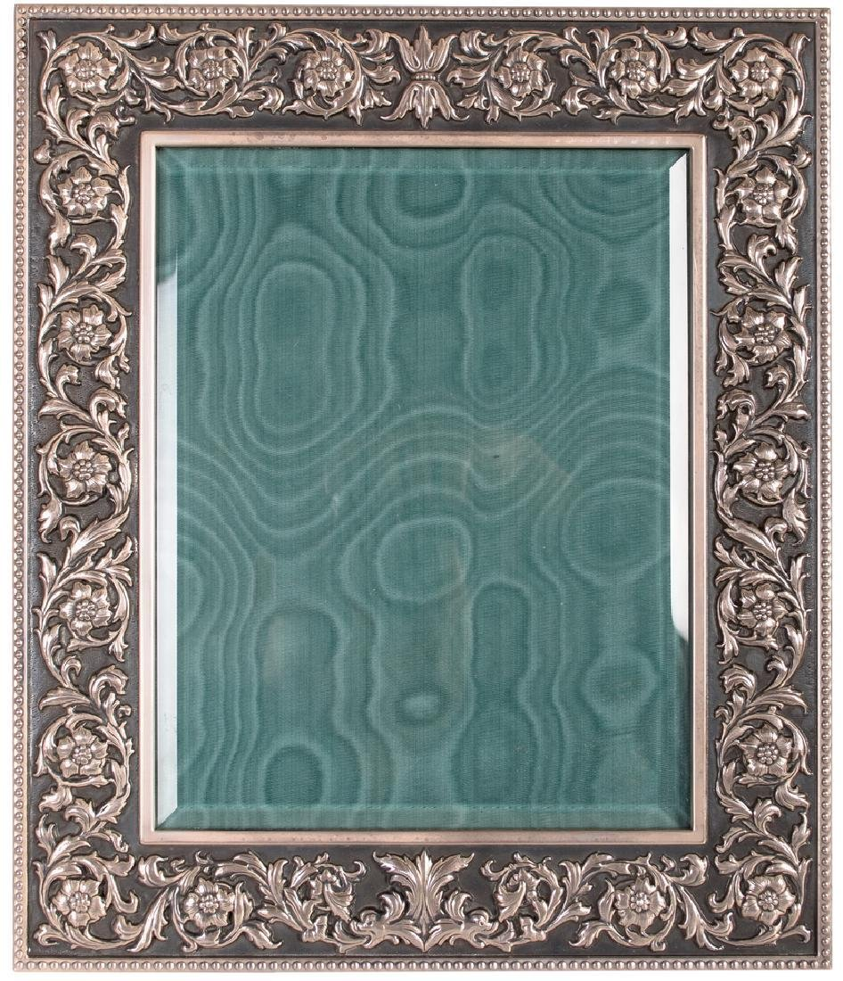 BUCCELLATI STERLING SILVER PICTURE FRAME