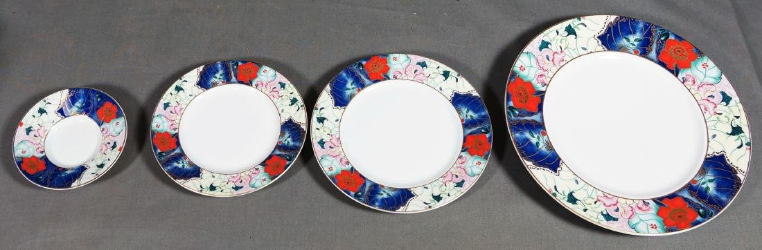 SMALL COLLECTION OF LIMOGES DINNERWARE - 3