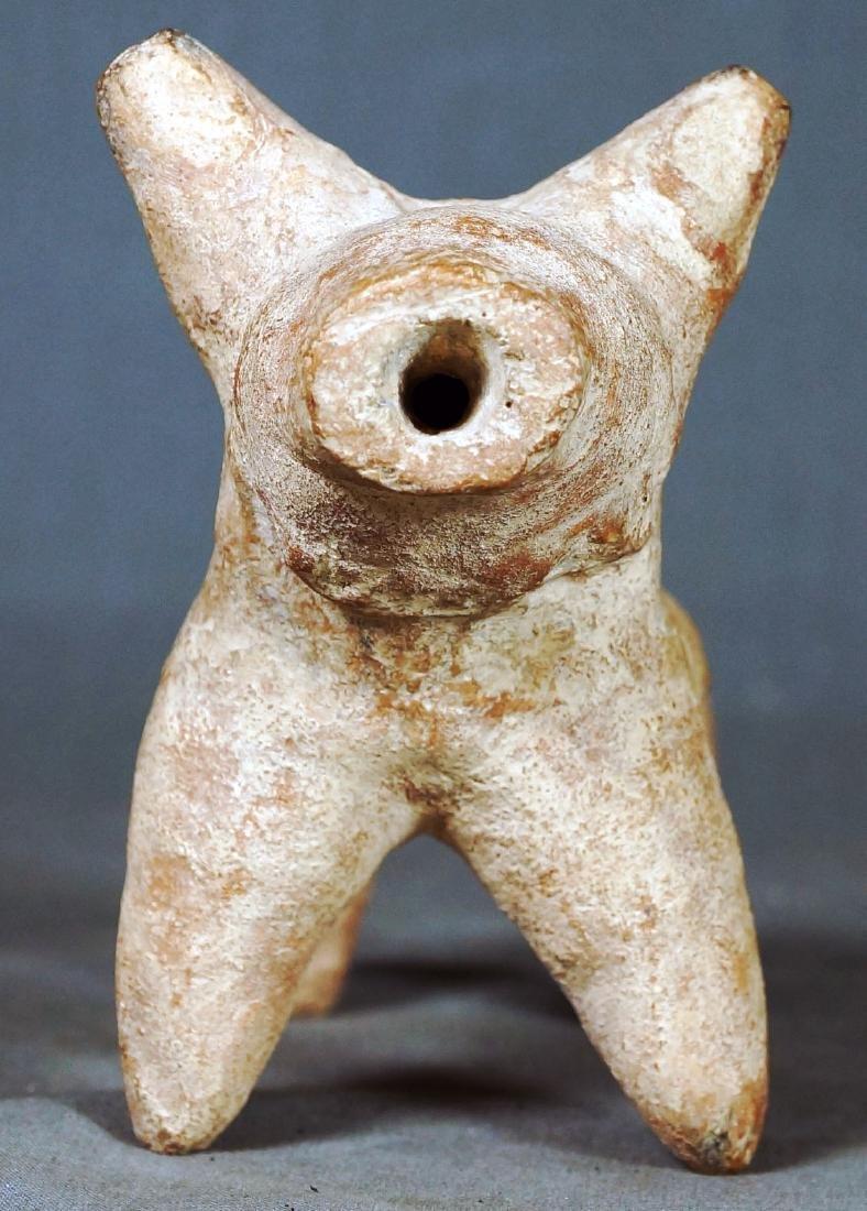 ISRAELI OR EGYPTIAN CERAMIC ANIMAL FIGURE - 2