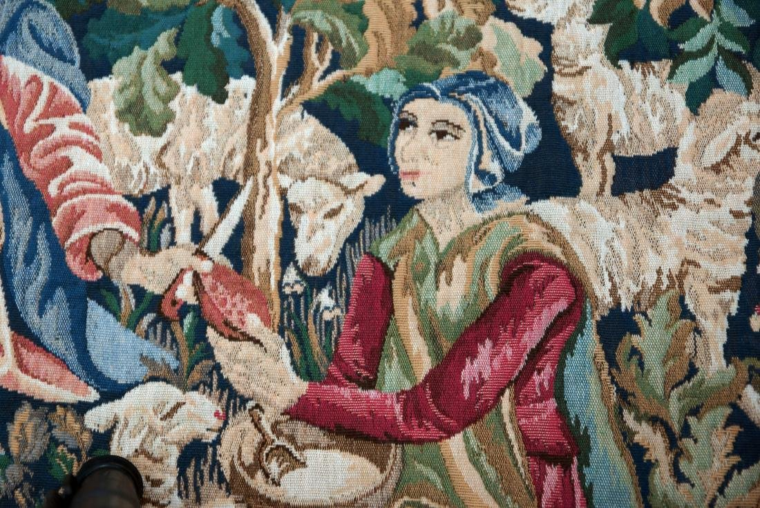 """French Tapestry""""Les Moutons"""" - 3"""