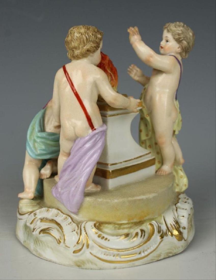 """Meissen Figurine """"Winter"""" - 3"""