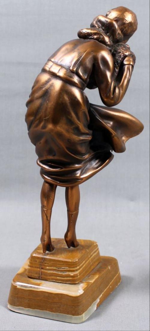 Varonese Art Deco Figure - 3