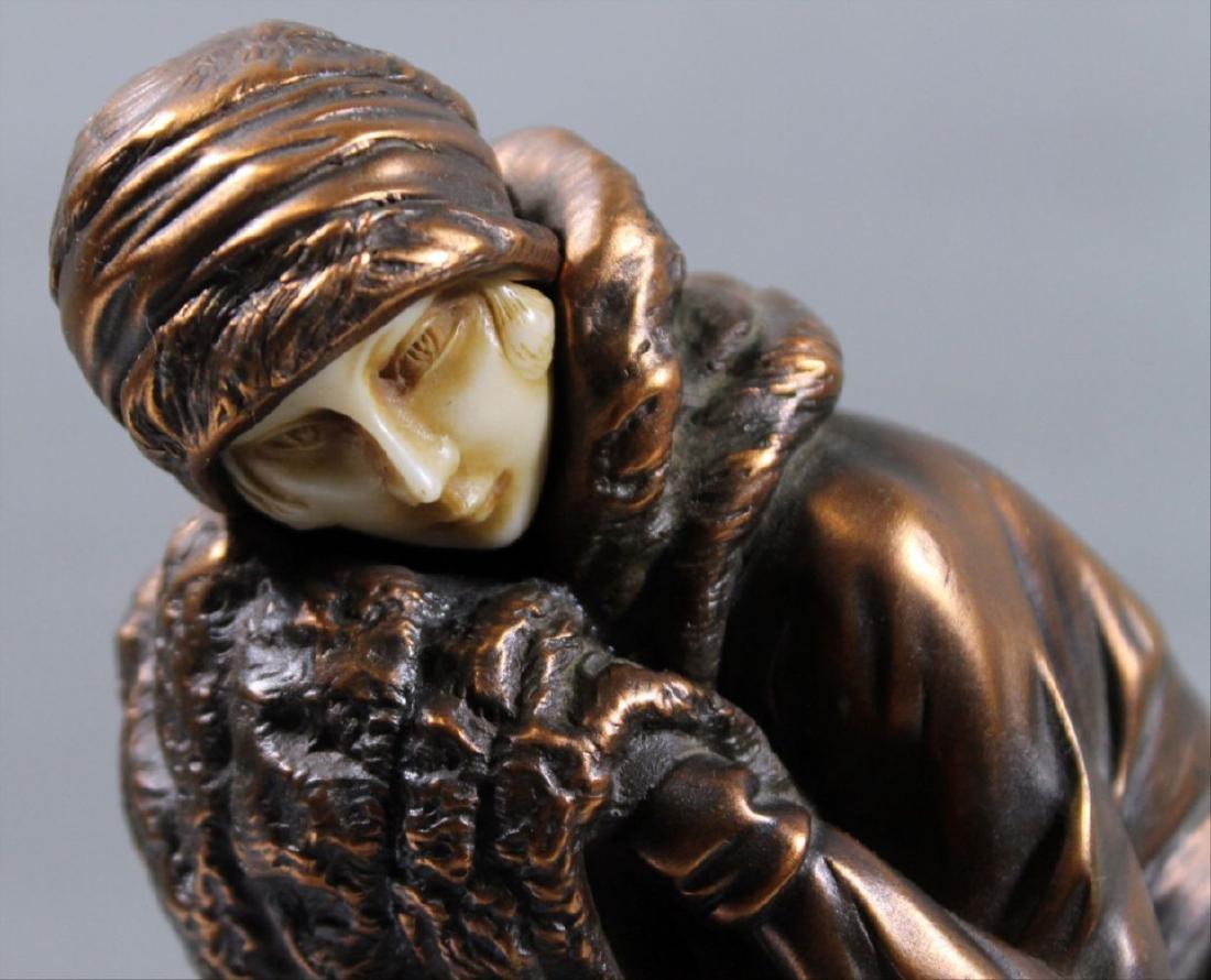 Varonese Art Deco Figure - 5