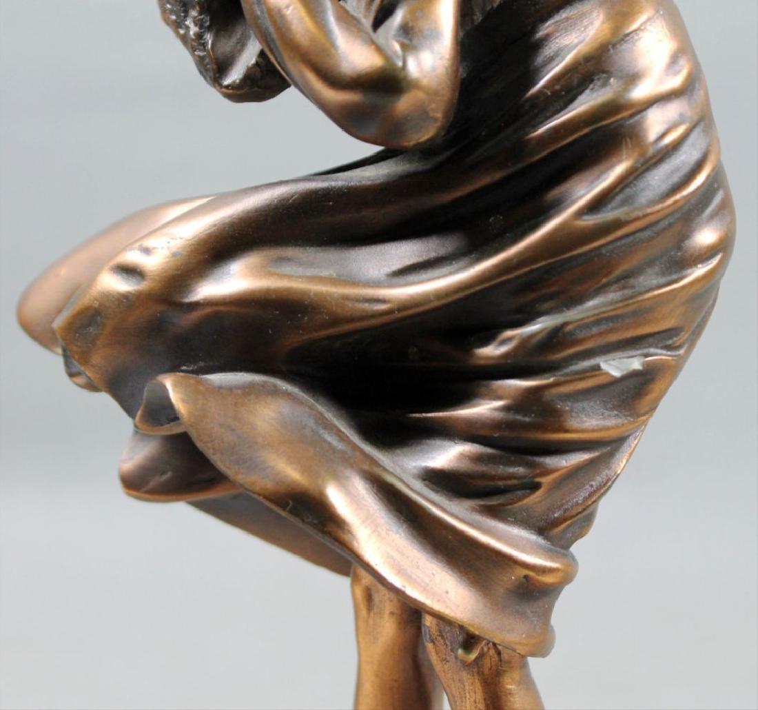 Varonese Art Deco Figure - 6