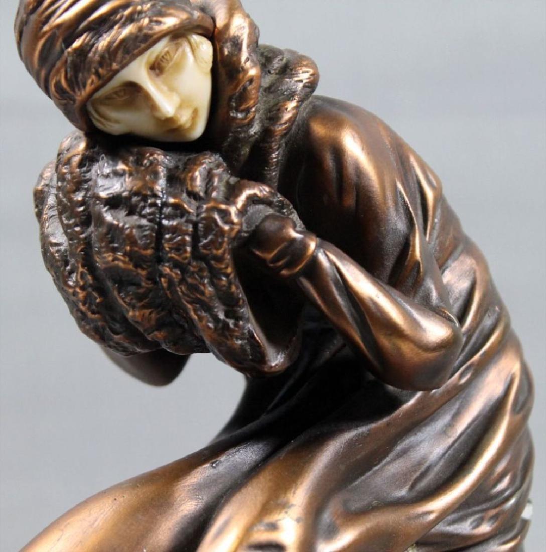 Varonese Art Deco Figure - 8