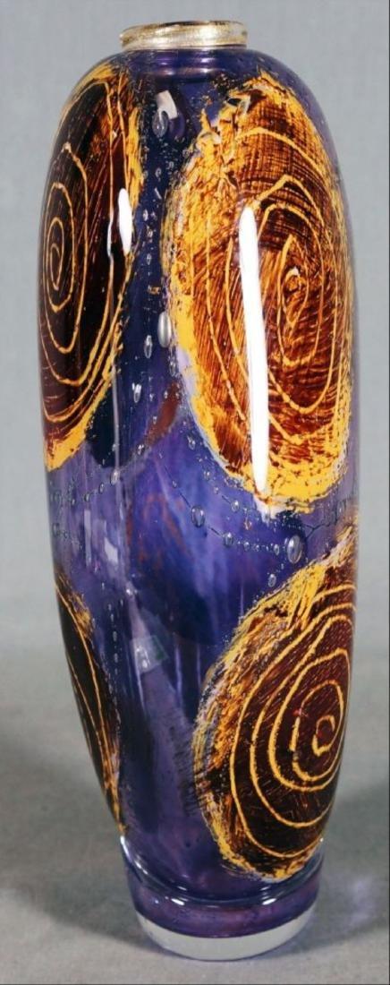 Art Glass Vase - 3