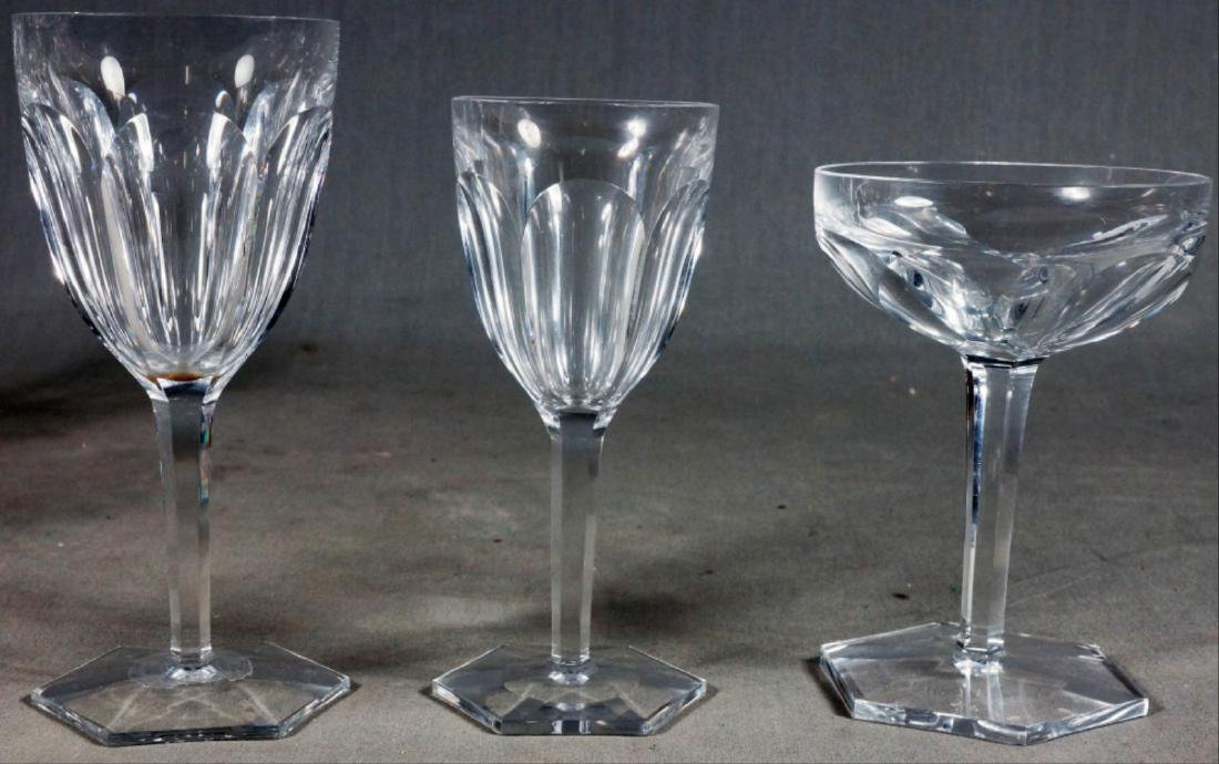 10 Pieces Of Baccarat Crystal - 3
