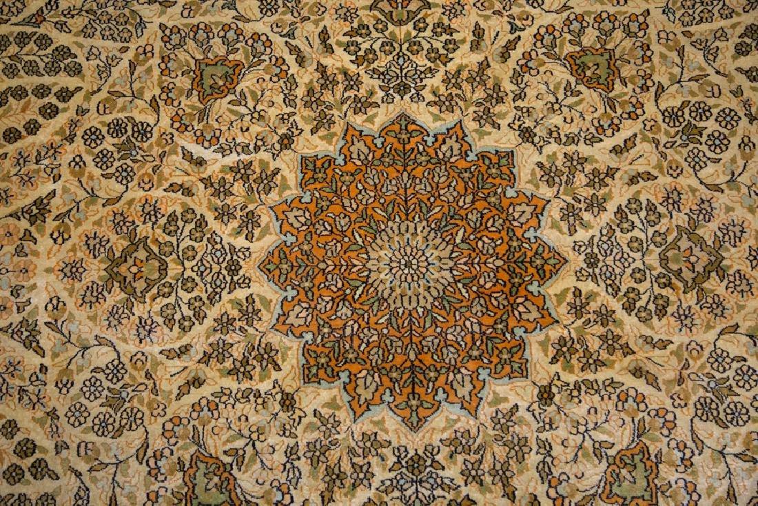 Antique Persian Tabriz Carpet - 5