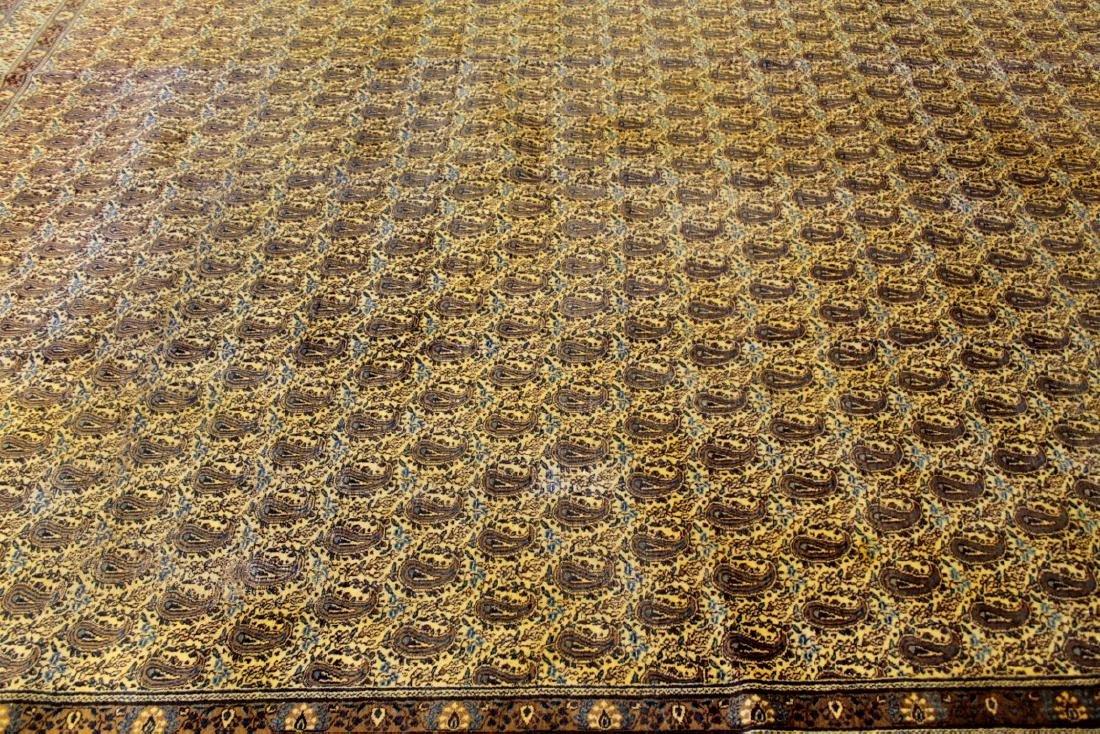 Antique Kashan Rug Iran - 2