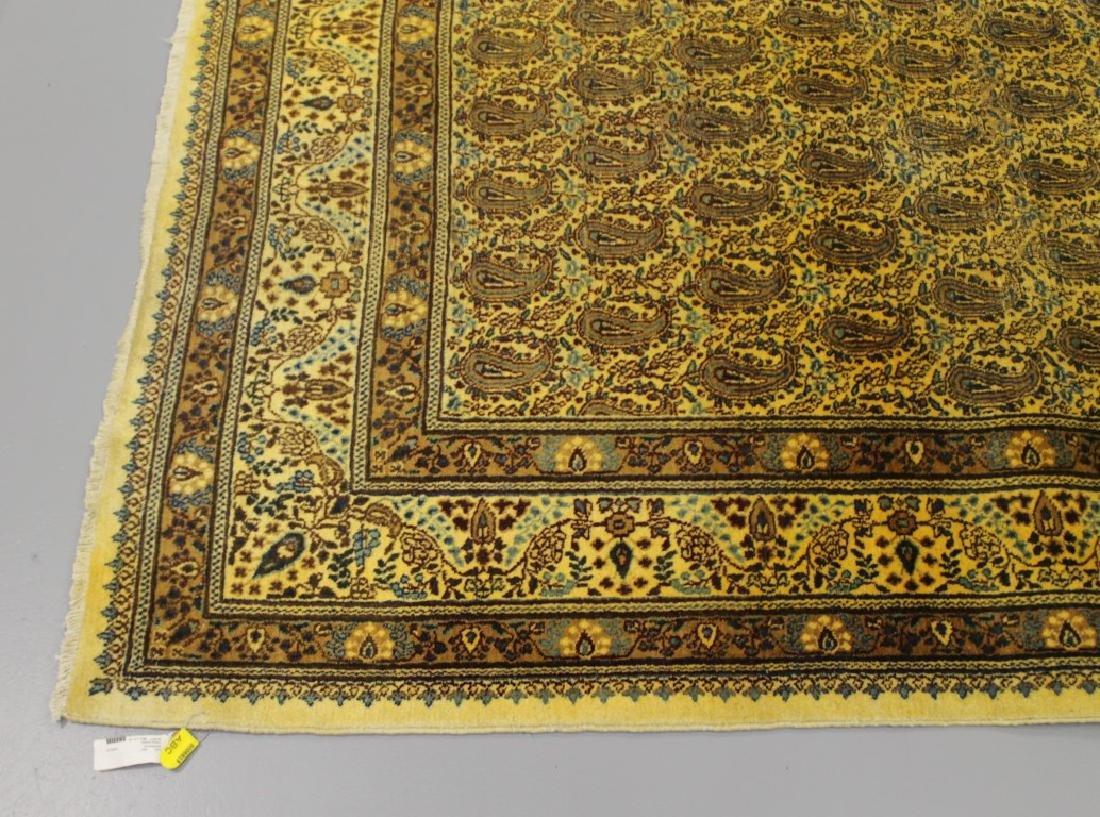 Antique Kashan Rug Iran - 3
