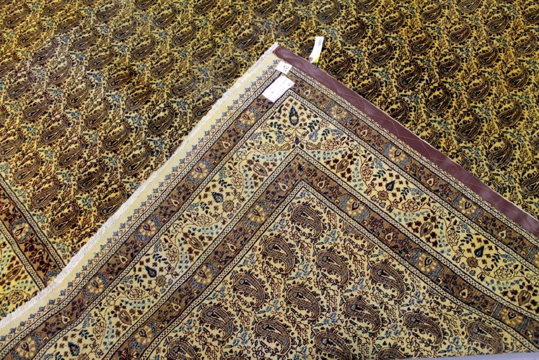Antique Kashan Rug Iran - 4