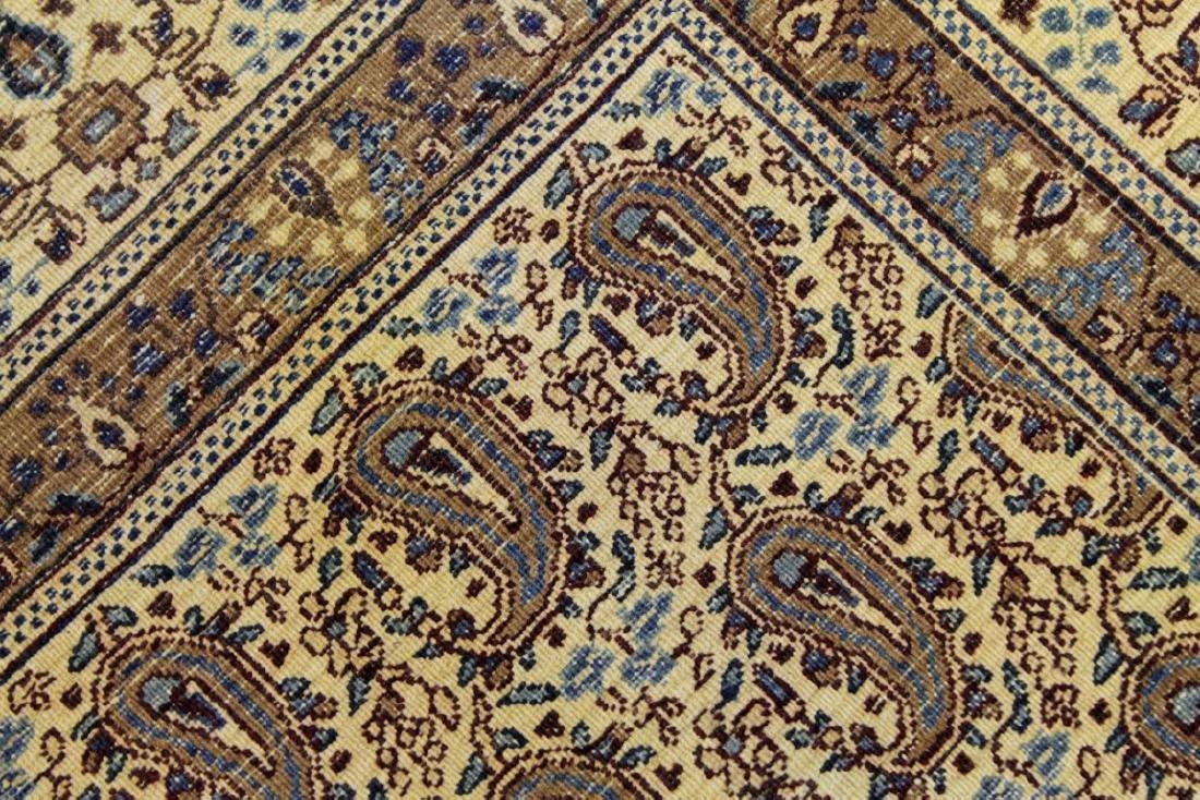 Antique Kashan Rug Iran - 5