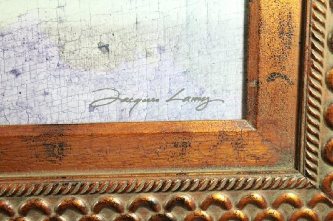Signed Painting - 3